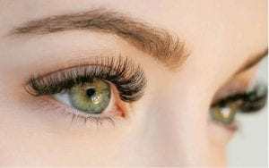 ایجاد ظاهری زیبا برای چشم