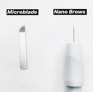 تفوت میکروبلیدینگ و نانو بروز ابرو چیست؟