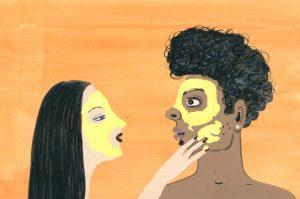 مرطوب کننده یکی از راه های مراقبت پوست